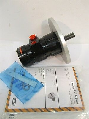 Atlas Copco 8411101055, Vane Air Motor