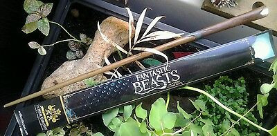 Collectable wand fantastic beasts Newt scamander
