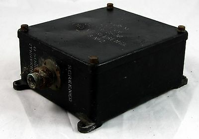Interference suppressor type B No 2 5C/1266 for RAF aircraft (GA4)
