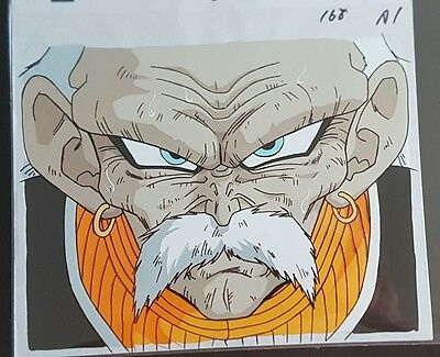 DRAGONBALL CEL dragon ball dbz cell celluloid cellulo cels production animation