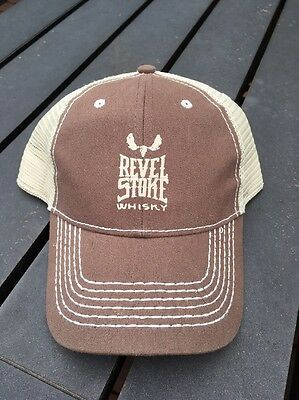 Revel Stroke Whisky Hat NOS