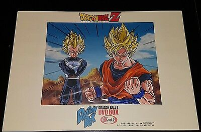 Dragonball dragon ball dbz cel cell celluloid cellulo cels sericel animation