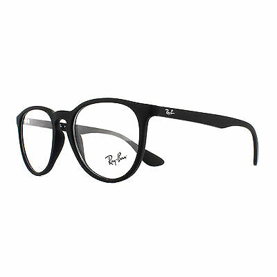 Ray-Ban Glasses Frames 7046 5364 Rubber Black Womens 53mm