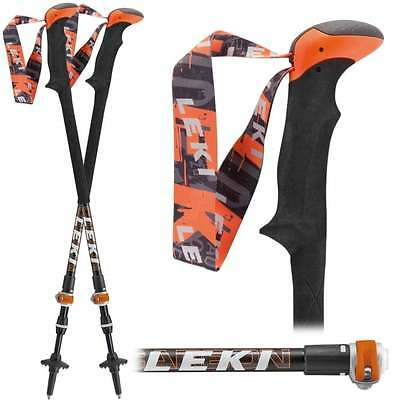 Leki Carbon Titanium AS Trekking Poles (Pair)