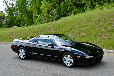 1991 Acura NSX 2dr Coupe Sport 5-Speed 1991 Acura NSX Coupe in Black with 7K Documented Miles! PRICE LOWERED