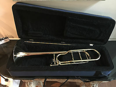 725 Series Eterna II Tenor Trombone by Getzen