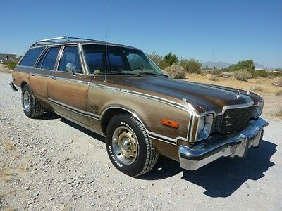 1977 Plymouth Other  1977 PLYMOUTH VOLARE STATION WAGON 54000 MILES XINT