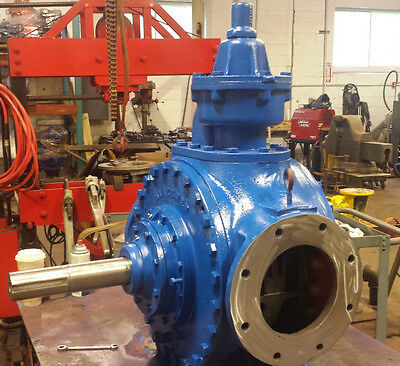 "8"" Blackmer HXL8 Pump w/Relief Valve (Rebuilt/Remanufactured) BEAUTIFUL"