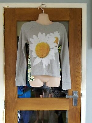 Girls Summer Sweat Shirt / Top Age 15 Years by Next BNWT