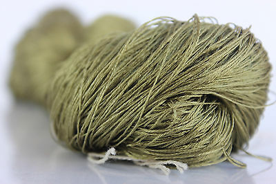 1 Skein - 1000 Meters - 100% Silk Hand Embroidery Thread - Shiny Hand Dyed VS-22