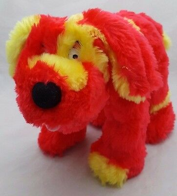 THE TWEENIES LARGE DOODLES THE DOG 28cm HASBRO SOFT PLUSH TOY CBeebies BBC