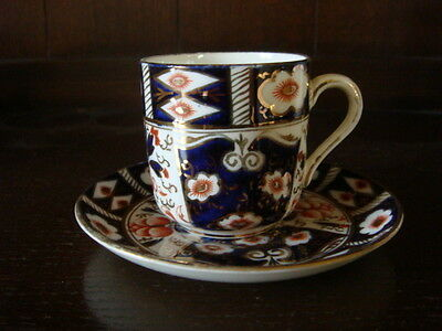 Vintage 'Sutherland' china coffee cup and saucer