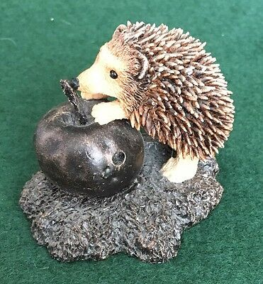 Bowbrook - Hedgehog With Apple