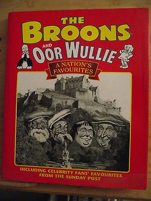 The Broons and oor Wullie 2000 A Nations Favourites