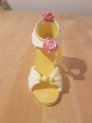 Disney Parks Belle Shoe  Ornament Tree Decoration Ornament