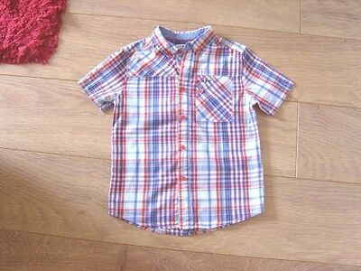 French Connection Boys Summer Shirt Age 6-7