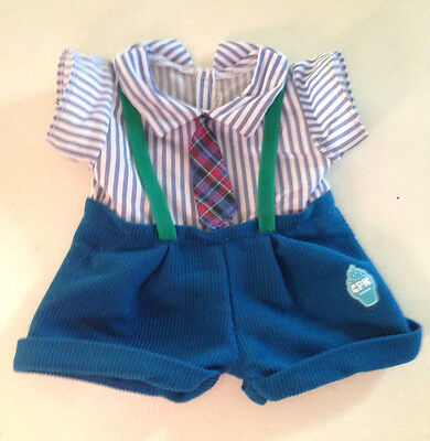 Cabbage Patch Kid Boy Doll Outfit Genuine CPK