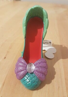 Disney Parks Ariel  Shoe From  Little Mermaid  Ornament Tree Decoration Ornament