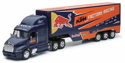 NewRay 1:32 Scale Race Truck Red Bull KTM Blue/Orange 1:32