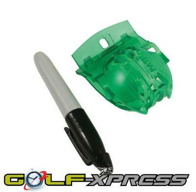 SoftSpikes - Golf Ball Alignment / Marker Tool