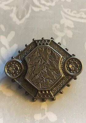 Antique Brooch Silver?