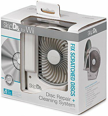 SkipDr Disc Repair and Cleaning System Wii