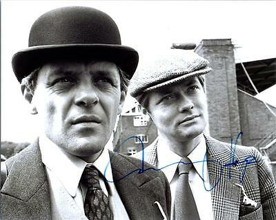"Anthony Hopkins 8X10"" SIGNED AUTOGRAPH REPRINT-PHOTO"