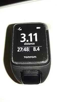 tomtom runner 3 watch gps and heart rate