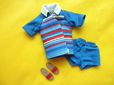 Vintage Ricky Original Outfit #1090 (1965) Exc & Complete