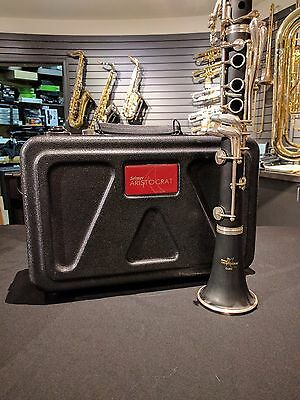 Selmer CL601 Aristocrat Bb Clarinet Outfit