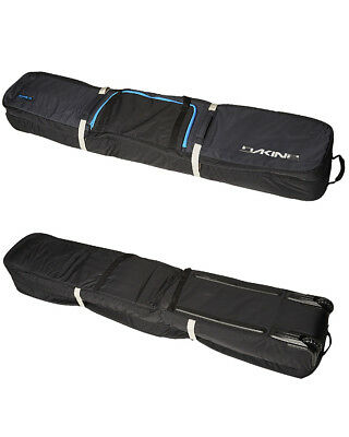 New Dakine Concourse Dbl 200 Snowboard Bag Polyester Tabor N/A