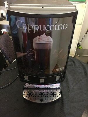 Grindmaster PIC3P-DC Commercial Cappuccino Machine 3 Selection