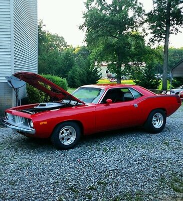 1973 Plymouth Barracuda  1973 plymouth barracuda