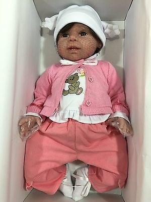 Paradise Galleries Realistic Baby Doll Girl Lifelike Vinyl Weighted Alive Reborn