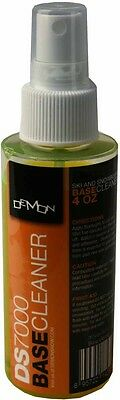Demon Orange Citrus Snowboard/Ski Base Cleaner, 120ml
