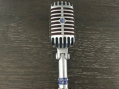 Vintage Shure Mic - Shure Brothers - Unidyne 55S