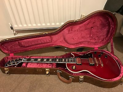 ♚♚Gibson Les Paul Custom♚♚Wine Red♚♚EXCELLENT Condition!♚♚