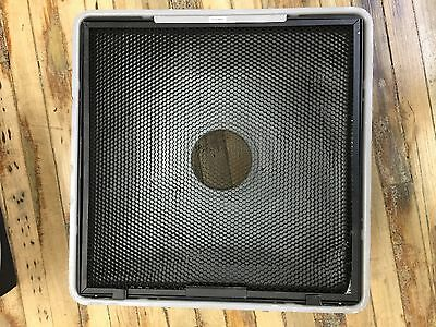 """Elinchrom square reflector with 17"""" grid"""