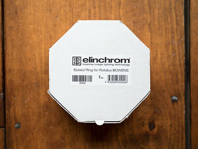 Elinchrom Rotalux Speed Ring Adapter for Bowens
