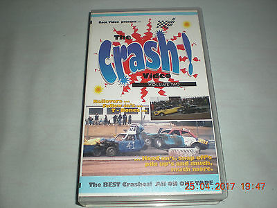 Banger Racing Video The Crash Volume Two by Race Video Arena Essex R/t 1 hour