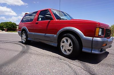 1992 GMC Typhoon  GMC TYPHOON great condition and low mileage.  Turbo charged