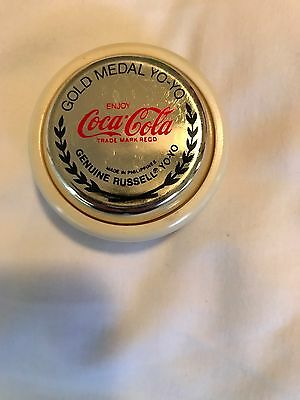 Coca Cola Gold Medal Russell Yo Yo From The 80s