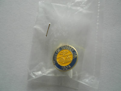 Town of Sussex N.B. Municipal pin