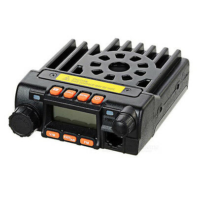 QYT KT-8900 Dual-Band 25W VHF UHF Car Auto Ham Mobile Transceiver Two Way Radio