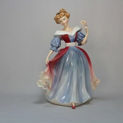 Royal Doulton Figurine Amy HN3316 1st Figure of the Year Mint Condition