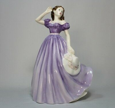 Royal Doulton Figurine Bells Across the Valley HN4300 Mint Condition