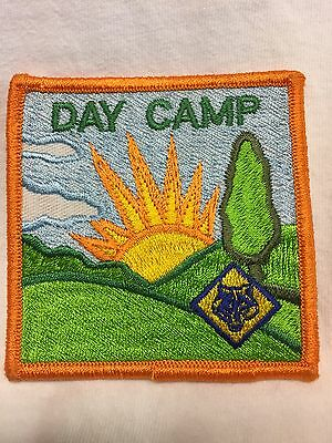 Boy Scouts-   generic Cub Scout Day Camp patch