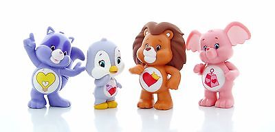Care Bears Blind Bag Collectible LOT OF 4 COUSINS Series 4