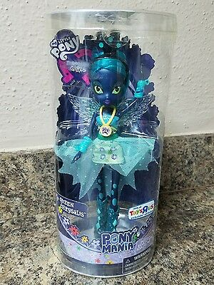My Little Pony Equestria Girls Pony Mania Queen Chrysalis TRU Exclusive Doll