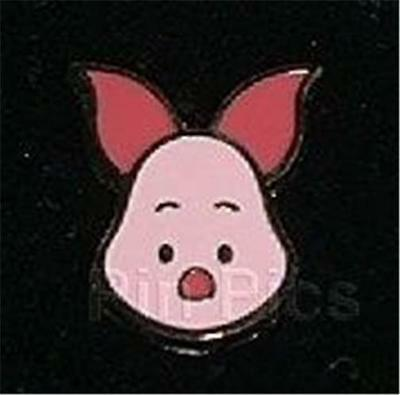 PIGLET FACE CUTE CHARACTERS Disney PIN